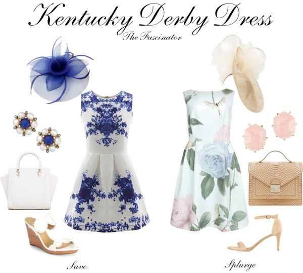 Pampers & Pearls || Kentucky Derby Inspired Style; The Fascinator!