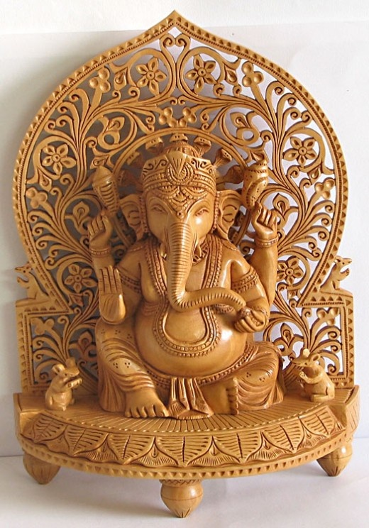 Sri Ganesh Wooden Handicraft
