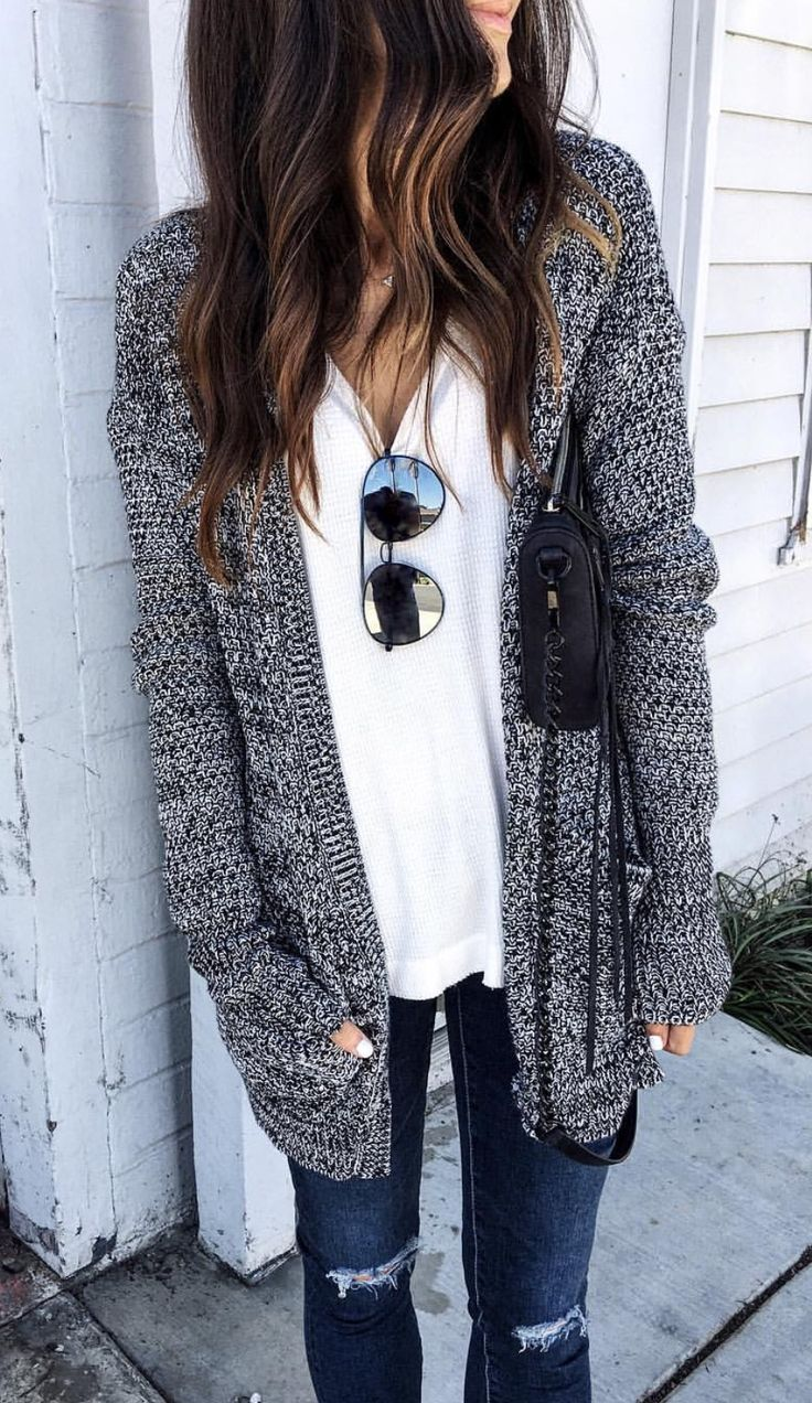 Best 25  Sweaters and jeans ideas on Pinterest | Winter wardrobe ...