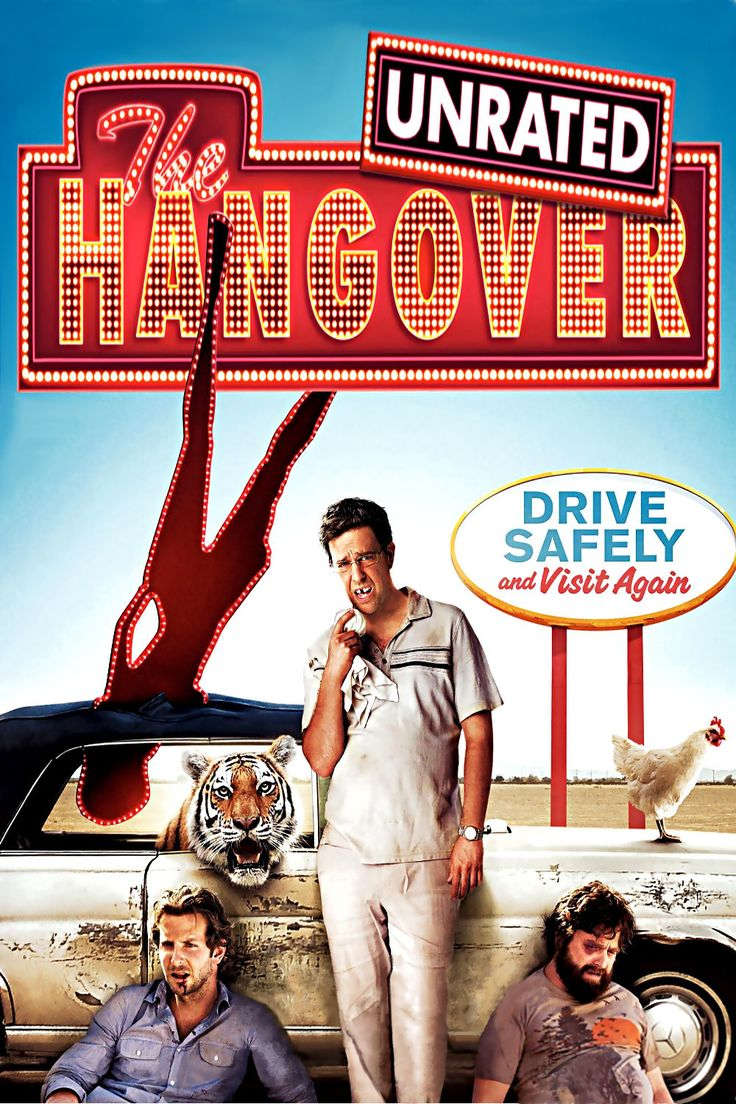 The Hangover (2009) Movie Media, Pictures, Posters, Videos