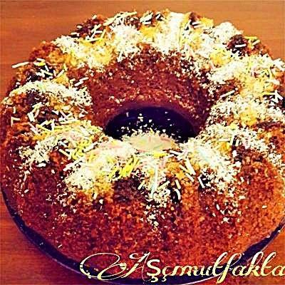 Aşçı Mutfakta Kakaolu Kek