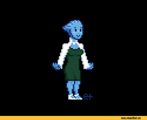 Mass Effect,фэндомы,ME gif,Garrus,Liara,Thane,Pixel Art,Пиксель Арт, Пиксель-Арт