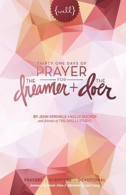 Book review: 31 Days of Prayer - new blog post at mayibethemoon.com