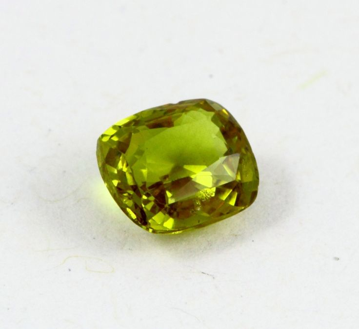 Ceylon Yellowish Green Sapphire 2.35 Carat | AstroKapoor.com | Yellowish Green Sapphire gemstone Price in India | Yellowish Green Sapphire gemstone Price in Delhi | Buy Certified Yellowish Green Sapphire Gemstone in wholesale prices