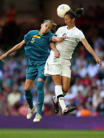 28-07-2012 - Football - FB - Women - ERIKA