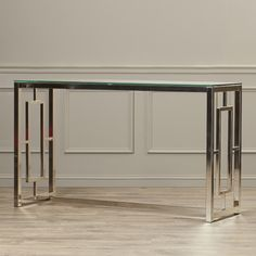 Found it at AllModern - Swanson Console Table