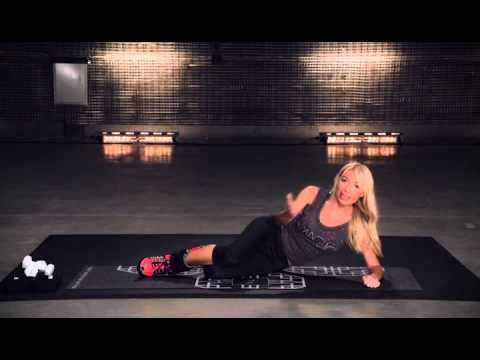Mat Workout for Beginners 03 - YouTube