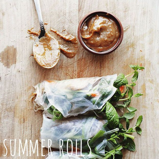 flavors of the world / Fresh Spring Rolls from Vietnam