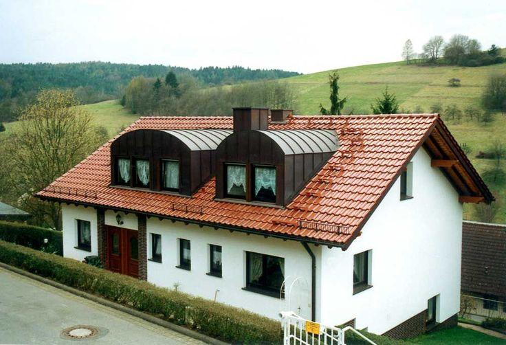Metalleindeckungen Metalldach - Otter Dachdecker Aschaffenburg - Haibach