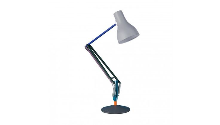 Paul Smith for Anglepoise #HealsAW15