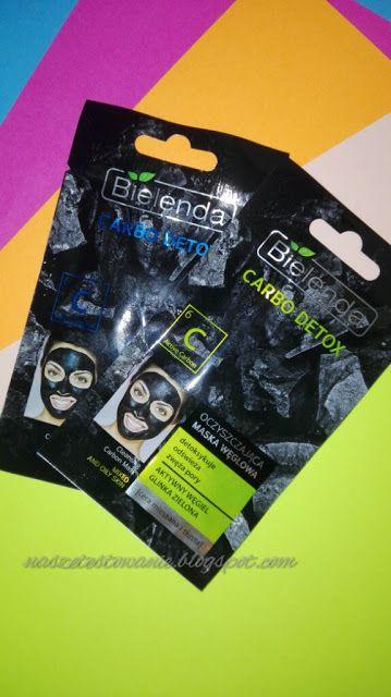 Nasze Testowanie: Bielenda CARBO DETOX oczyszczające maski węglowe
