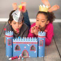 Construits ton château fort! - Marie Claire Idées