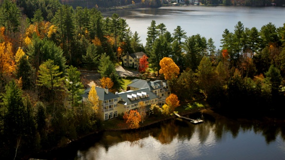 Auberge Ripplecove & Spa in Ayer's Cliff, Quebec