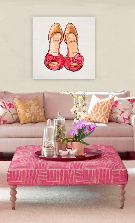 24 best decoration salon images on Pinterest | Small salon, Living ...