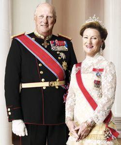 Kong Harald og Dronning Sonja var på St. Olaf 14.oktober 2011  King Harald and Queen Sonja were at St. Olaf October 14, 2011