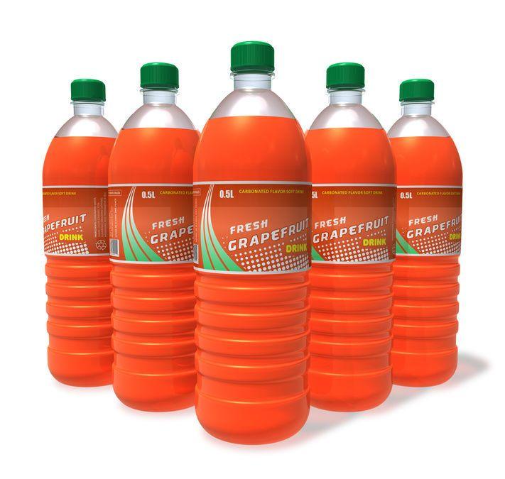 How To Make Grapefruit Soda