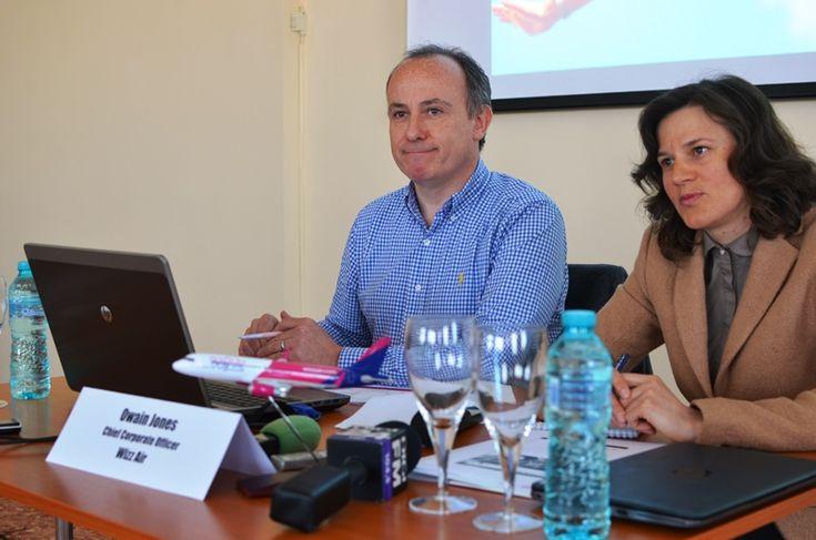 Wizz Air investește 2 miliarde de euro pentru a se menține liderul companiilor aeriene din România