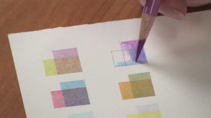Colored Pencil Techniques: Glass with Janie Gildow, via YouTube.
