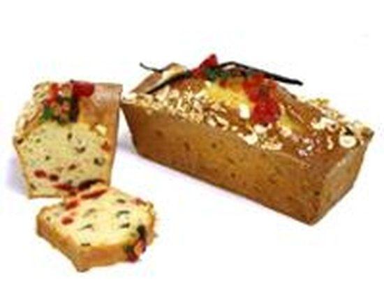 Recette de Cake aux fruits confits : la recette facile