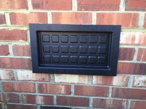 1000 Images About Crawl Space Vent Covers On Pinterest
