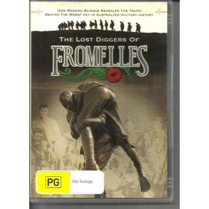 Lost Diggers Battle Of Fromelles 9th July 1916. The worst 24 hour period in Australia's history 1917 died.. http://booksonwaraustralia.com/dvd-on-war/390-battle-lost-diggers-fromelles.html