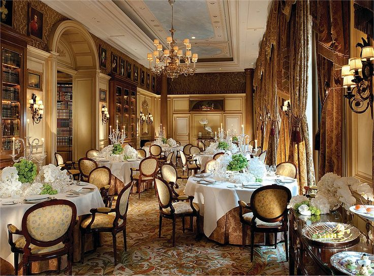 Hôtel Georges V, one of the most famous 5* luxury hotel in Paris (now part of the Four Seasons group).   The Royal Suite, billed at US dollar 24,550 per night, is listed at number 11 on World's 15 most expensive hotel suites compiled by CNN Go in 2012. Address: 31, avenue George V - Paris 8.
