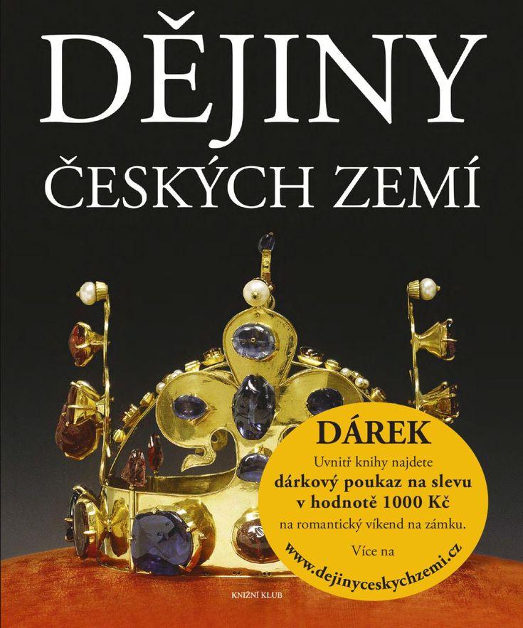 Listování knihou Dějiny českých zemí