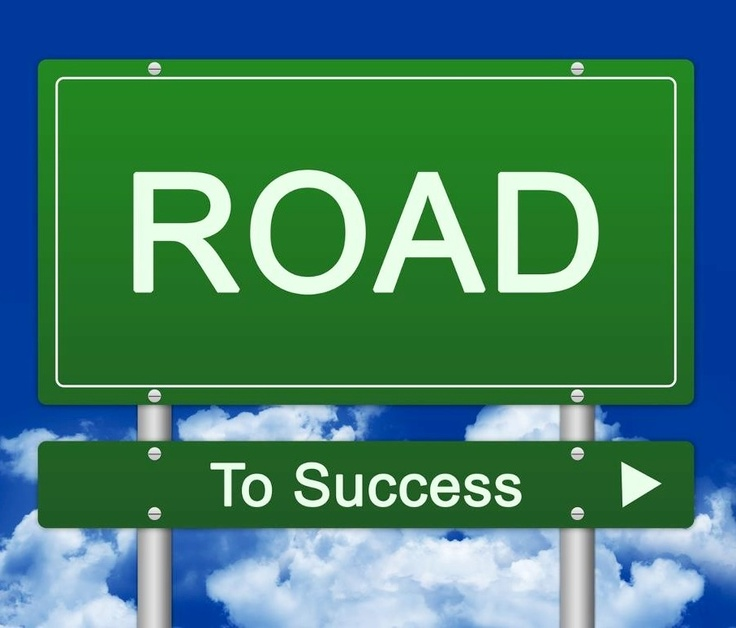 Road to success sign - Driving school Young Drivers can ...