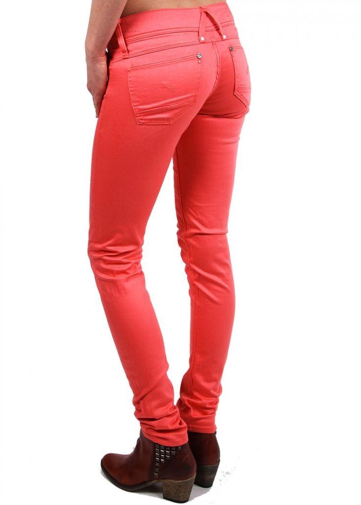 G-Star Damen Jeans  LYNN SKINNY COJ  flamingo