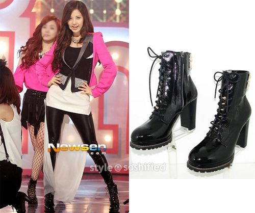 SNSD: The Shoe