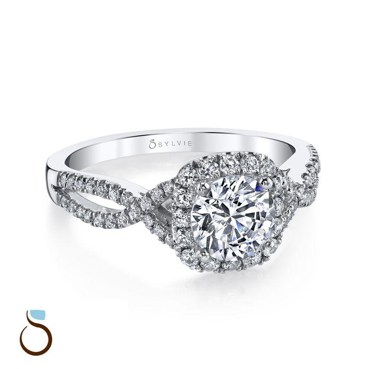 29 best SPIRAL RINGS images on Pinterest Promise rings Diamond