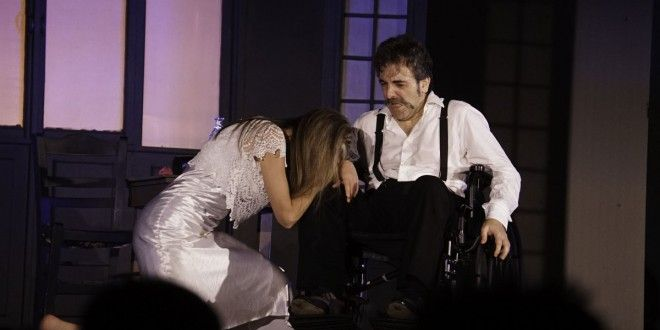 ΤΟ ΘΑΥΜΑ του Αντώνη Δωριάδη στο Δημοτικό Θέατρο Λαμίας - MyLamia.com
