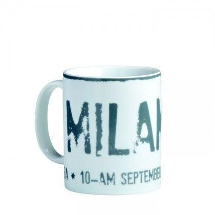 Tazza Mug Bitossi Home Milan