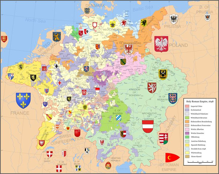 Was the Holy Roman Empire an attempt to try to bring back the original Roman Empire?