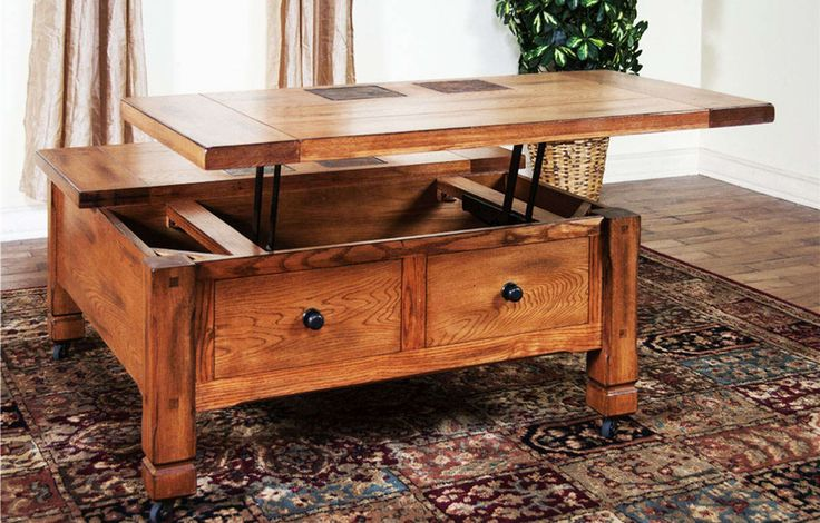 20 Wooden Coffee Table with Storage - Office Furniture for Home Check more at http://www.buzzfolders.com/wooden-coffee-table-with-storage/