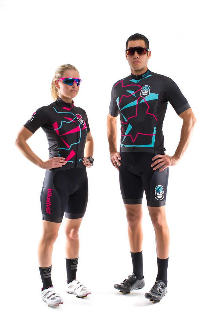 Biketivist - Season 2 #LookRadNotPretty #BornToRide #Biketivist #Cycling #Apparel #Jersey