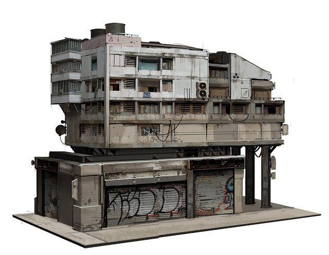 Ambientación edificio