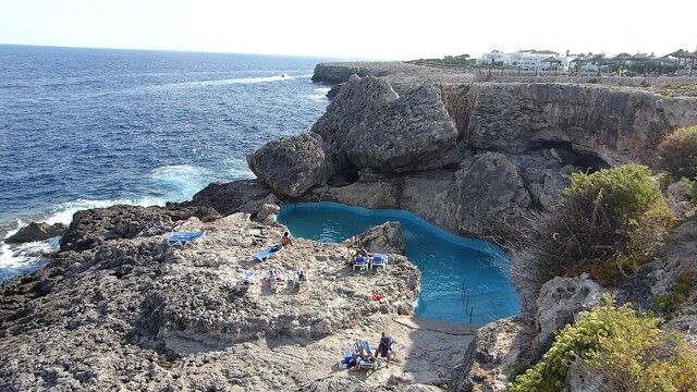 14 best holiday may 15 images on pinterest spain for Cala egos piscina natural