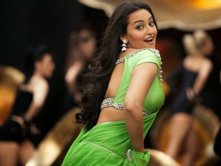 bollywood stars nude in sari - Wow Sonakshi Sinha. Bollywood ActressBollywood ...