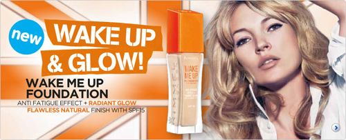 Rimmel Wake me Up & Glow!
