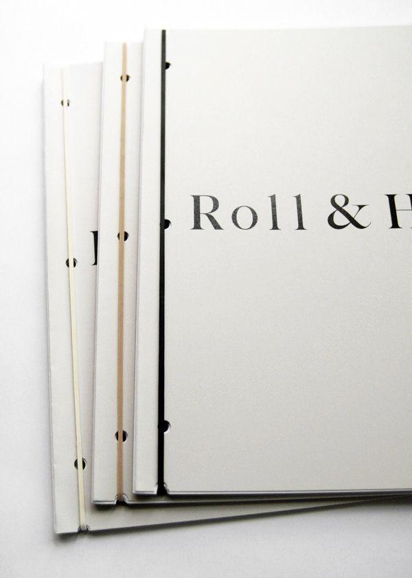 Roll & Hill | Studio Lim