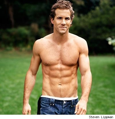 Ryan Reynolds ;) I'm sure I've pinned this one before..but I don't care!