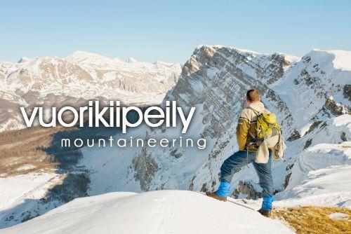 vuorikiipeily ~ mountaineering