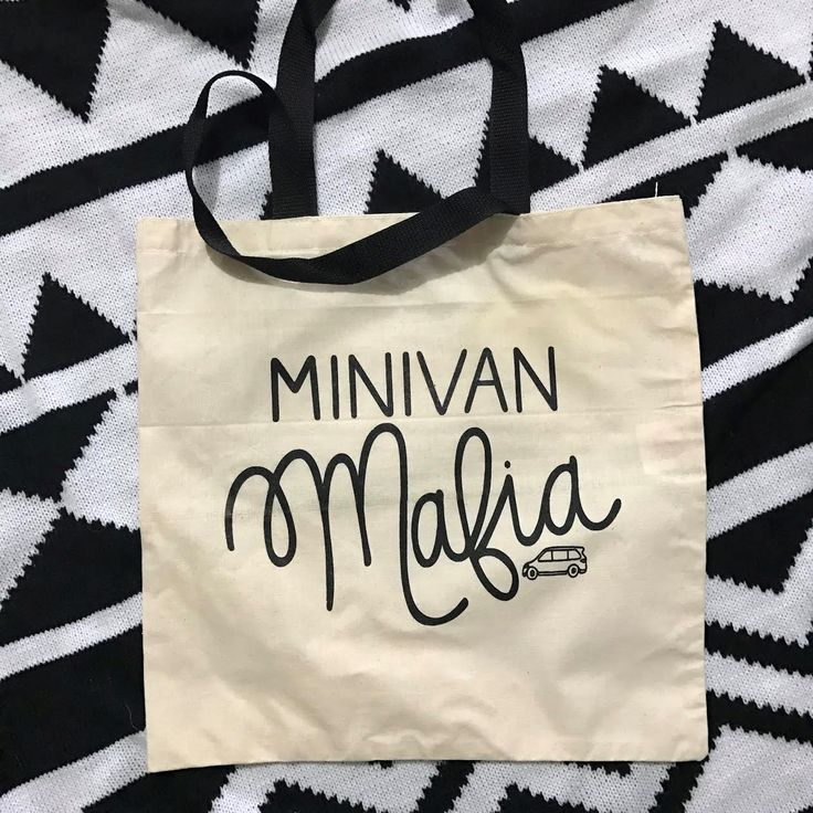 Now you can tote everything but the kitchen sink around for those kiddos of yours while sporting that you are a member of the coolest mafia around. This bag is lightweight cotton canvas, natural in co