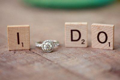 Cute photography idea! #DBBridalStyle