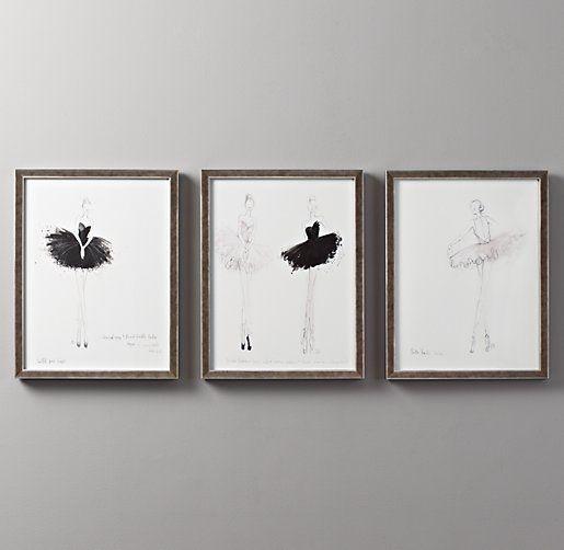 Ballerina Illustrations