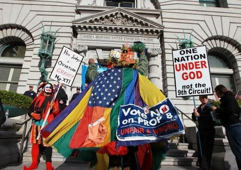 Constitutional Ban Gay Marriage 91