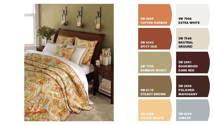 Guest Color Palette Jenny From Evolution Of Style: Chip It! By Sherwin-Williams – Bamboo Shoot