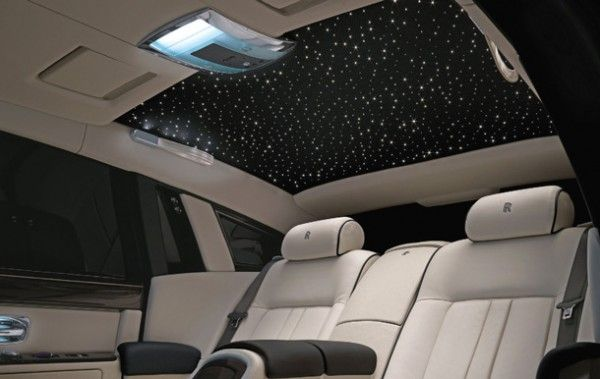 Interior Stars Rr Rolls Royce Phantom Star Sky