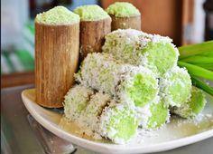 Resep Kue Putu Enak, Gurih Super Legit - Resep Makanan Terlengkap